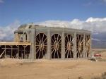 earthship in Taos