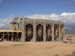 earthship in Taos